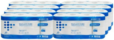 Velvet Care бумага туалет 64 ??  Белый Мягкий