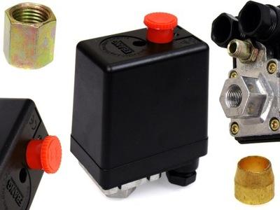 РЕЛЕ 1F Выключатель под давлением для компрессора