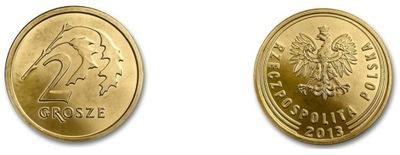 2013 - 2 копейки Royal Mint - РЕДКАЯ -Эмиссия Англия