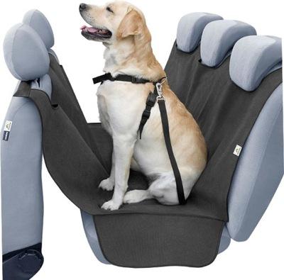 гамак коврик для перевозки собаки на задний диван, под пояс