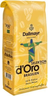 Dallmayr КРЕМЕ D 'ORO BRASILIEN 1КГ - кофе ZIARNIST