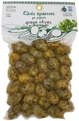 instagram зеленые оливки niedrylowane с Орегано 250g