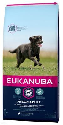 Eukanuba Adult Large Breed Chicken 15 кг