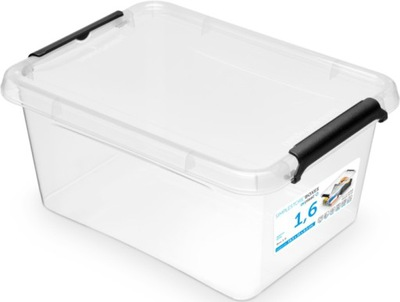 Емкость пластиковый ORPLAST Simple 1 ,6 L