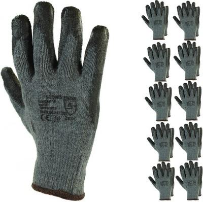 10 пар перчатки перчатки рабочие разм. 10 GLOVES