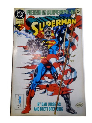 SUPERMAN 5/96