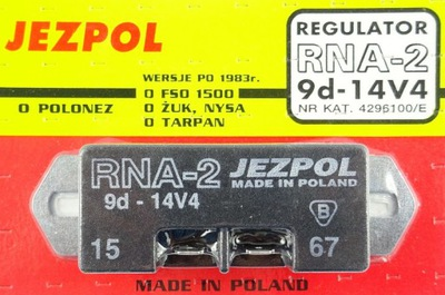 ПОЛЬСКИЙ РЕГУЛЯТОР JEZPOL RNA-2 УКАЗАТЕЛЬ URSUS ДРУГИЕ