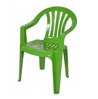 Krzesło Plastikowe Ogrodowe Balkonowe Portofino 6307036531