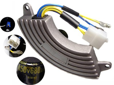 AVR 9moduł regulator napięcia agregat prądotwórczy