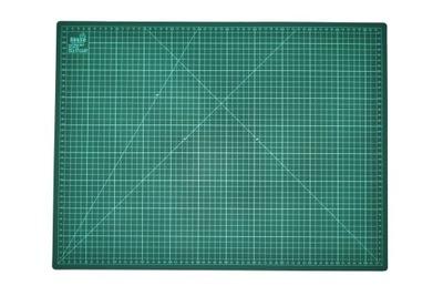 коврик ??? отрезки  600x450x3mm зеленый углы