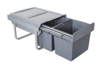 Корзина для мусора Связыватель 450мм МЛ 607