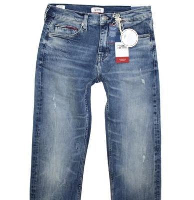 Spodnie jeansy damskie Tommy Hilfiger W26 L32