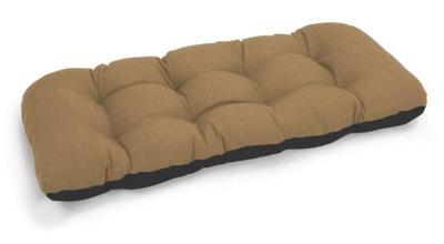 подушка на скамейку садовую качели 120x50 без