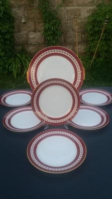 Фарфоровая сервировочная подставка, тарелки десертные HEINRICH SELB