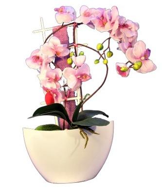 ДЕШЕВО ОРХИДЕЯ искусственные цветы ОРХИДЕЙ ОРХИДЕЯ 3