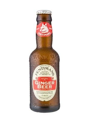 Fentimans Ginger Beer 200мл - пиво имбирные x24