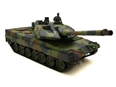 Heng Long Германий Леопард 2 танк с дистанционным управлением
