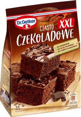 Шоколадный торт XXL 671g Dr. Oetker