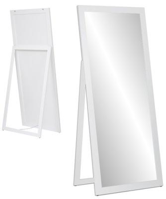 *ВЫСОКАЯ стоящие зеркало белой плечо 170x70