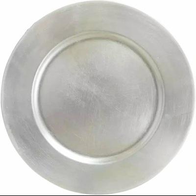 instagram под тарелка сервировочная подставка серебряная свадьба ,причастия