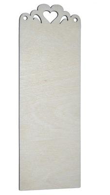 деревянная ВКЛАДКА для книги Дерево фанеру ZAŻ5
