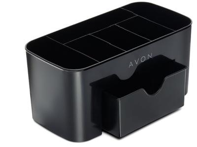 Эйвон Органайзер контейнер с выдвижным ящиком для косметики