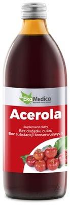 АЦЕРОЛА СОК фруктам АЦЕРОЛЫ 100 % EKAMEDICA 0,5?