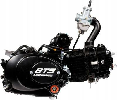 ДВИГАТЕЛЬ DO MOTOROWERU BTS 125CC 4T BARTON JUNAK ROM