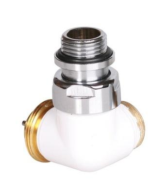 Termostatický ventil 3 axiálny 1/2 'P BIELY POLETTI