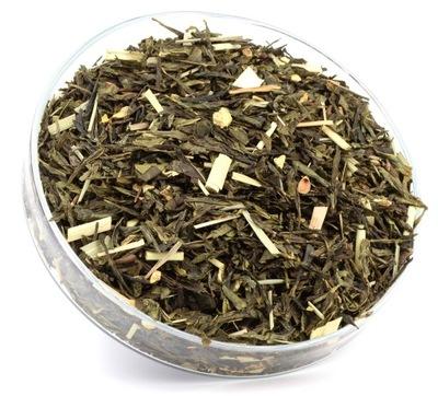 чай зеленый СЕНЧА Имбирь С ЛИМОНОМ (50г)