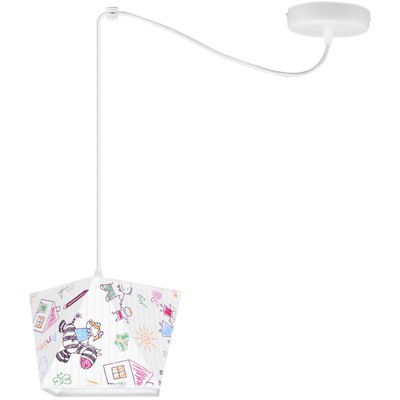 PRÍVESOK SVIETIDLO stropné svietidlo LUSTER, PODKROVIE TIENIDLO lampy SPIDER
