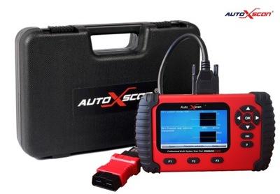 Tester OBD II AUDI ALLROAD Q7 RS2 RS4 RS6 TT V8