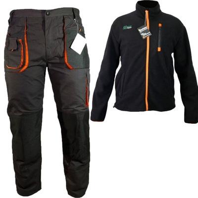 брюки СЕРЖАНТ рабочие BHP + ФЛИС года.XL (56 )
