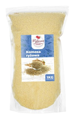 ЛЕБЕДА ЛЕБЕДА рисовая белая 1кг БЕЛКА свежий