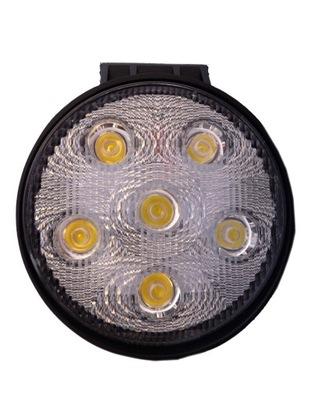 Лампа рабочая прожектор галоген Фары LED 18W