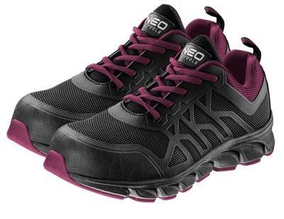обувь полуботинки рабочие Женские S1P SRC Металл Neo r39