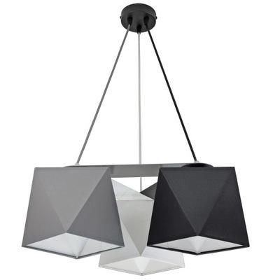 PRÍVESOK svetlo stropné svietidlo LED LUSTER MIX-299-U3