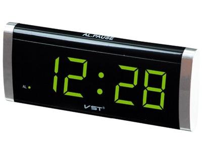 часы ЦИФРОВЫЕ LED - VST - USB 24 - instagram