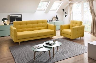 комплект квартира диван Кресло GADONI