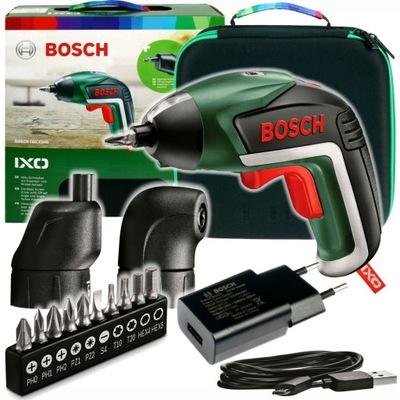 ?????????? Ixo 5 Bosch FULL SET 10 БИТ 2 адаптеры