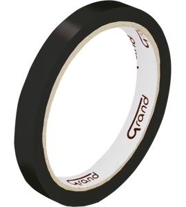 Taśma Pakowa Kolorowa 12x50 czarna akrylowa