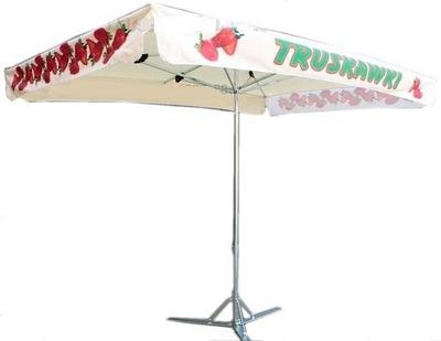 Záhradný dáždnik - PARASOL HANDLOWY 3x2m Warw wa Marywilska 44