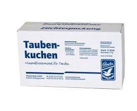 Taubenkuchen Backs 6 штук ./картон торт для голубей