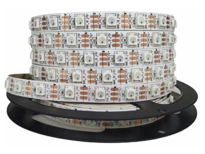 5м лента 300 LED RGB WS2812B ЦИФРОВОЙ 60D/? ARDUINO