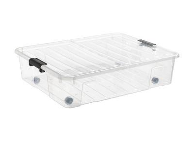 PLAST TEAM емкость под кровать кольца HOME BOX 49 L