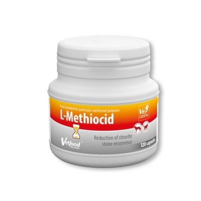 Vetfood L -Methiocid 120 капсул