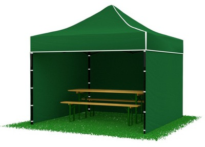 павильон садовый шатер партии 2х2м МОЩНЫЙ