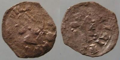 6138.Венгрия ,ЛЮДОВИК И ВЕЛИКИЙ 1342-1382,DENAR САРАЦИН