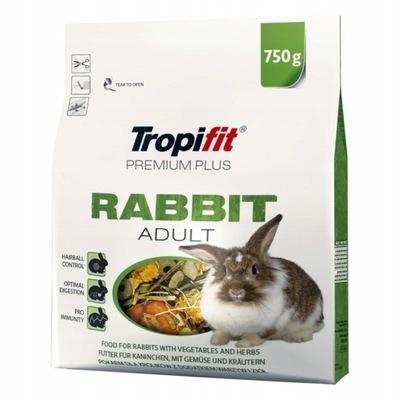 TROPIFIT премиум плюс для кроликов 750 г