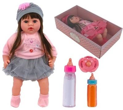 VEĽKÁ bábika-DIEŤA AKO živý, hovorí a spieva ZADARMO 208